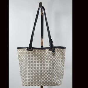 BRIGHTON Printed Mosaic Leather Tote Bag Purse